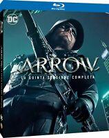Arrow - Serie Tv - Stagione 5 - Cofanetto Con 4 Blu Rayd - Nuovo Sigillato