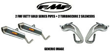 FMF FULL Fatty exhaust pipes & Turbinecore 2 silencers YAMAHA BANSHEE 350