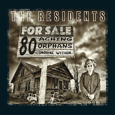 THE RESIDENTS New Sealed 2019 45 YEARS COMPILATION 4 CD & BOOK BOXSET
