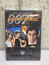 License To Kill (DVD) NEW