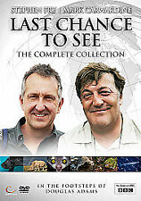 Last Chance To See: Complete Collection Dvd Brand New & Factory Sealed
