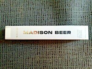 MORPHE MADISON BEER LIP GLOSS - JUPITER (CLEAR) - 4.5 ml / 0.15 fl oz - NIB