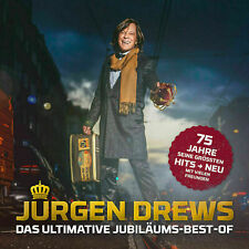 Jürgen Drews - Das ultimative Jubiläums-Best-Of - CD -  NEU & OVP mit Folie