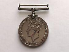 GENUINE ORIGINAL 1939 - 1945  WW2 CAMPAIGN MEDAL MINT. NO RIBBON