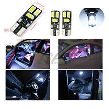 Glühbirnen T10 LED Canbus für BMW X5 E53 Weiß nicht Dan Fehler in check
