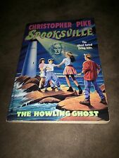 Christopher Pike SPOOKSVILLE-THE HOWLING GHOST Vintage Paperback 1995