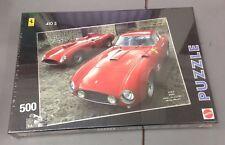 FERRARI 410 2 PUZZLE MATTEL 500 piezas 48X34 CM