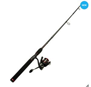 Ugly Stik GX2 Fishing Spinning Rod & Reel Travel Combo new