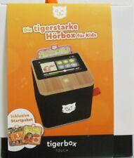 Lenco Tigerbox Touch schwarz 1202 Neu OVP