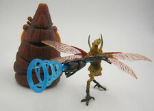 Star Wars Loose Flying Geonosian with Sonic Blaster & Attack Pod SAGA Deluxe