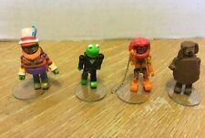 Diamond Select Minimates The Muppets Figures Toy Lot Kermit Rowlf Animal Teeth