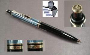 Pelikan D 200 pencil in blue 1990ties  #