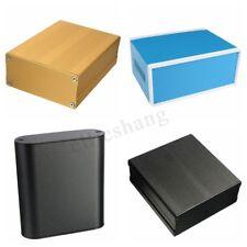 Aluminum/Plastic Metal Electronic Enclosure Project Case DIY Power Junction Box