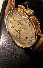 Ultra raro Watch Vintage ZENITH  chrono  Compur cal. 481  anni '30/'40 (?)
