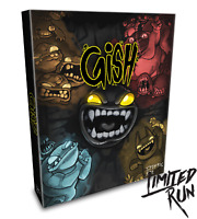 Gish Big Box Edition Limited Run Games Video Game (PC)
