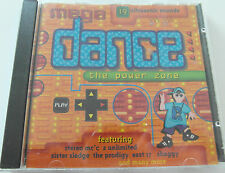 Various Artists - Mega Dance -The Power Zone ( CD Album 1993 ) Used Very good
