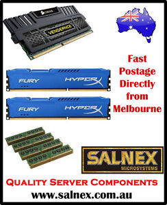 Samsung 8GB 2RX4 PC3-10600R-09-10-E1-P1 Server Module HP Part No: 500205-071