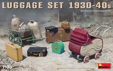 Miniart 1/35 Luggage Set 1930-40's # 35582