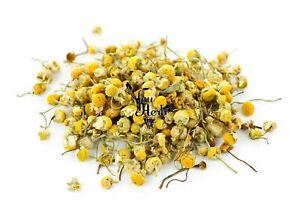 Greek Chamomile Camomile Flowers Tea 300g-2kg - Matricaria recutita