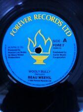 "Beau Weevil - Wooly Bully / Cause It Feels Good 7"" Vinyl Forever FORE 2 1982 Ska"