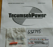 OEM Tecumseh carburetor nozzle 632745  fits 640084 Carburetors     Snow blower