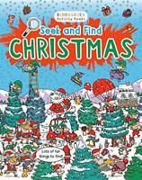 Seek and Find Christmas by , NEW Book, (Paperback) FREE & Fast Delivery