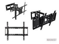 Heavy Duty Fixed, Tilt & Full Motion TV WALL MOUNT BRACKET 32 40 46 50 55 60 70