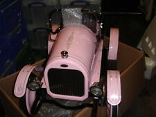VINTAGE CHILDREN'S FORD MODEL T ROADSTER IN PINK NEW PEDAL CAR