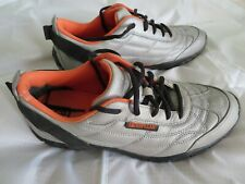 Caterpillar CAT Mens trainers casual shoes UK9 – Grey leather