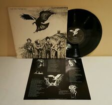 Traffic When The Eagle Flies LP 1974 Asylum 7E-1020 (VG+ Vinyl) 1st Pressing