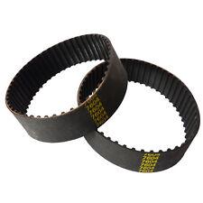 2 X BLACK AND & DECKER Sander Drive Belts DN85 BD85 24867 SR485 SR500E Freepost