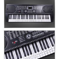 Learn to Play Faster Beginner Music Keyboard Piano Stickers 88/61/54/49 Keys Set