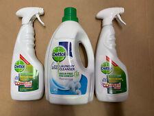 DettoL Multi Action Cleaner Atlantic Fresh 2 x 440ml & Laundry Cleanser 1.5L