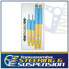 HOLDEN COLORADO RC LONG TRAVEL BILSTEIN FRONT AND REAR SHOCK ABSORBERS