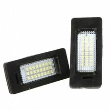 BMW E82 E88 E60 E61 E90 E91 18 SMD LED Number License Plate Light Lamps - White