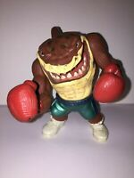 Street Sharks Slammu Boxer Street Wise Mattel Action Figur