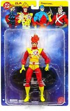 FIRESTORM ACTION FIGURE DC DIRECT JLA SERIES 2  MOC JUSTICE LEAGUE OF AMERICA