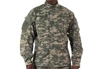 ACU digital camouflage Rothco 5765 combat uniform shirt top Mens size medium NWT