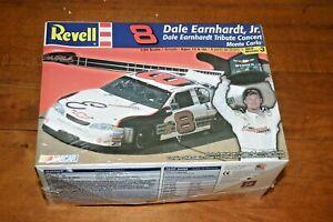 1/24 DALE EARNHARDT JR KIT CHEVY MONTE CARLO #8 NASCAR OUT OF PRODUCTION DEI