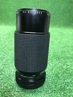 Rokinon Auto Mc 8312622 1:4.5 F= 80-200 Mm Vintage Camera Lens