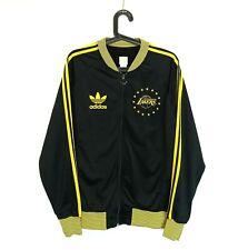 Adidas Track Jacket Los Angeles Lakers NBA World Champions size Medium VLD
