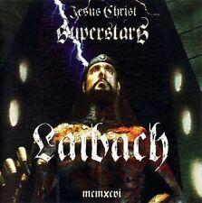 LAIBACH Jesus Christ Superstars CD 1996