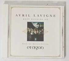 Avril Lavigne Keep Holding On Promo Single Eragon Head Above Water Tour Rare