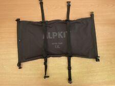Alpkit Airlock Dual Bikepacking Handlebar Dry Bag 13L Black