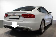 Audi A5 8T Sportback VFL Diffusor Heckdiffusor S-Line Look incl. Gitter