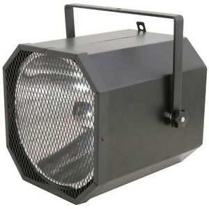 Brand New QTX Light Blacklight 400W UV Cannon Disco Bar Club DJ U.V Light Effect