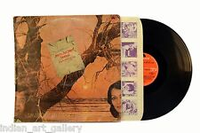 Vintage Rare Decorative Collectible Gramophone Music Record With Cover. i46-49