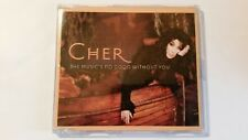 CHER The Music`s No Good Without You 3 Track Maxi CD EU Inkl. Remix