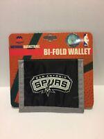 NBA San Antonio Spurs Bi-Fold Wallet BIG SALE
