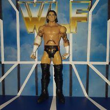 CM Punk - Basic Series 2 - WWE Mattel Wrestling Figure